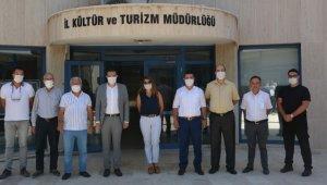 Aydın'ın turizm sorunları, koordinasyon toplantısında ele alındı