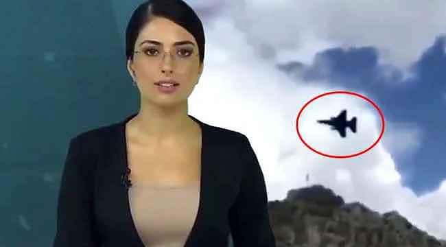 Azerbaycan basını duyurdu... Türk F-16'lar Ermenistan sınırında uçtu