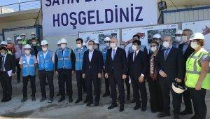 Bakan Karaismailoğlu: Tavşantepe Metrosu 2021 yılında tamamlanacak