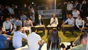 """Bakan Kasapoğlu: """"Salgında 75 bin vatandaşımızı yurtlarımızda ağırladık"""""""