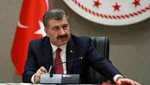 Bakan Koca müjdeyi verdi... Türkiye'de Dünya Sağlık Örgütü ofisi açılacak