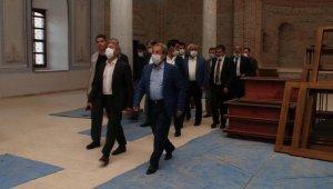 Bakan Yardımcısı Demircan Akşehir'de İncelemelerde Bulundu