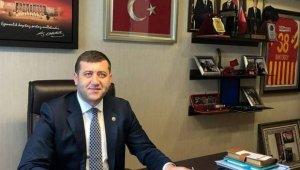 """Baki Ersoy: """"Hain planları, Türk Milletinin sarsılmaz iradesi bozmuştur"""""""