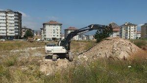 Bandırma'da üçüncü kültür merkezinin inşaatı başladı