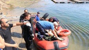 Barajda kaybolduktan 2 saat sonra kurtarıldı
