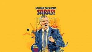 Barcelona, Sarunas Jasikevicius ile 3 yıllık sözleşme imzaladı