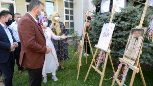 Başkan Ercan esnaf ziyaretlerine devam ediyor