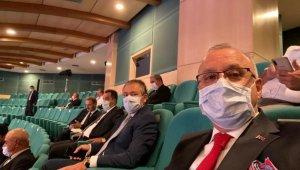 Başkan Kayda, Ankara'da istişare toplantısına katıldı