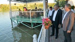 Başkan Palancıoğlu Kayseri Şeker'de