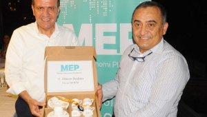 Başkan Seçer, MEP bileşenleri ile buluştu