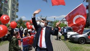 Başkan Yılmaz'dan 'Demokrasi ve Milli Birlik' mesajı - Bursa Haberleri