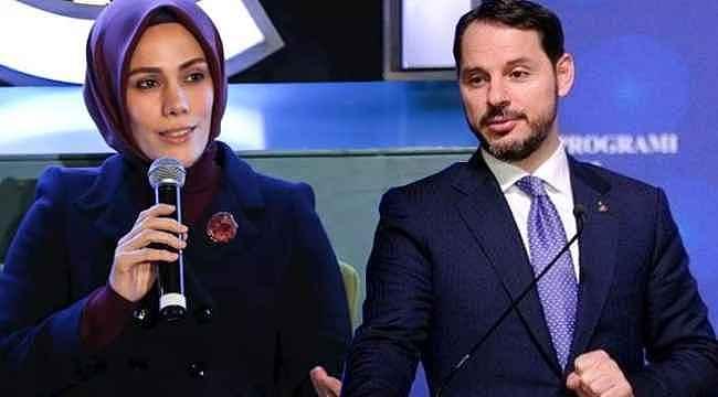 Başsavcılık, Bakan Albayrak ve eşine yönelik paylaşımlara soruşturma başlattı