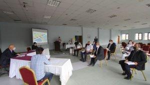 Bayburt Belediyesi Temmuz ayı Olağan Meclis Toplantısı yapıldı