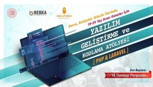 BEBKA'dan gençlere yazılım geliştirme ve kodlama eğitimi - Bursa Haberleri