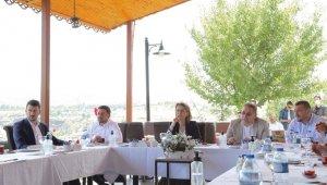 Belediye Başkanı Arı, koordinasyon toplantısına katıldı