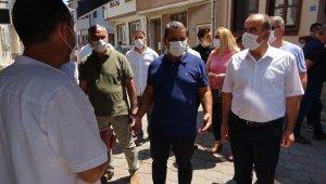 Belediye devreye girdi yüzlerce esnafın ruhsatı iptal olmaktan kurtuldu - Bursa Haberleri