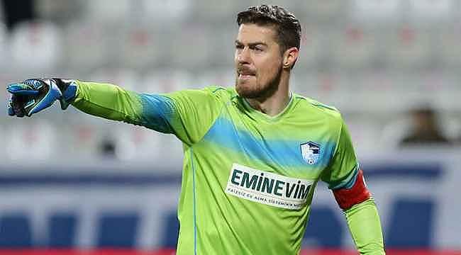 Beşiktaş'a sürpriz kaleci teklifi: İbrahim Sehic