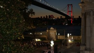 Beylerbeyi Sarayı'nda 15 Temmuz'a özel zafer gecesi