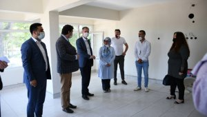 Bilalköy Mahalle konağı yenileniyor - Bursa Haberleri