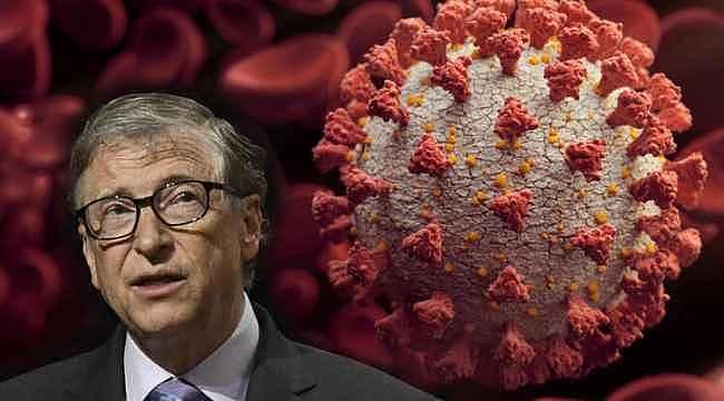 """Bill Gates'ten koronavirüsle ilgili şaşırtan açıklama: """"Bu kabusun suçlusu..."""""""