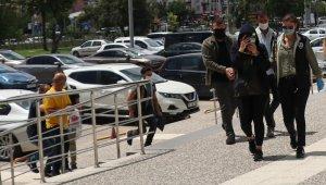 Bolu'da, dolandırıcılık çetesi operasyonunda 3 şüpheli adliyeye sevk edildi