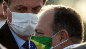 Brezilya Devlet Başkanı Bolsonaro, zorunlu maske takma yasa tasarısını veto etti