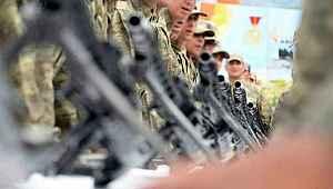 Burdur'da askerlerin Covid-19 testi pozitif çıktı