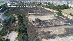 Bursa'da arazi yangını kontrol altına alındı - Bursa Haberleri