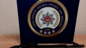 Bursa'da uyuşturucu operasyonu: 2 gözaltı - Bursa Haberleri