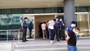 Bursa'da uyuşturucu operasyonu: 7 şüpheli adliyede