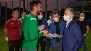 Bursaspor'a şampiyonluk primi müjdesi