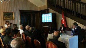 Büyükelçi Bağış, Prag'da 15 Temmuz'u anlattı
