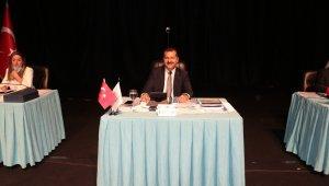 Büyükşehir meclisinde encümen ve komisyonlara üye seçimi
