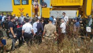 Çorlu Tren kazasının yaşandığı yerde bilirkişi heyeti inceleme yaptı