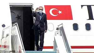 Cumhurbaşkanı Erdoğan, normalleşme süreci sonrası ilk yurt dışı ziyaretini yapıyor