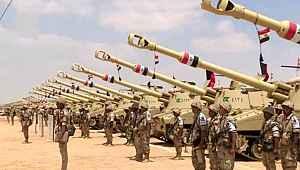 Darbeci Sisi'den Libya'da tansiyonu yükseltecek askeri hamle