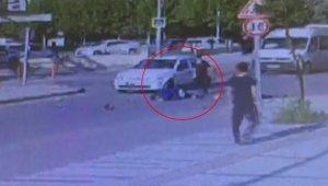 Dehşet veren kaza kameraya böyle yansıdı - Bursa Haberleri