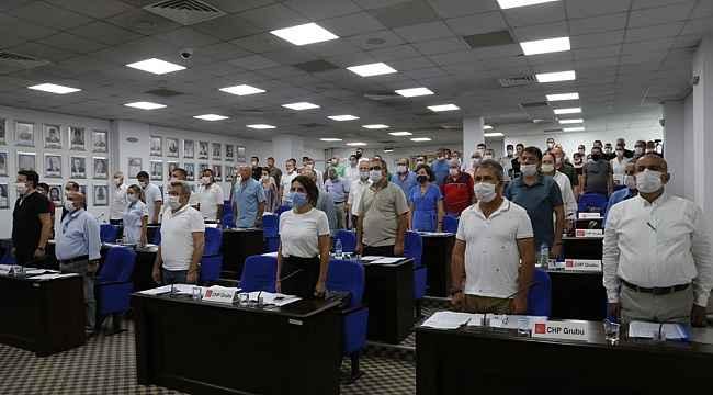 Edremit Belediye meclisi toplandı