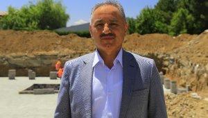 Elazığ'da deprem sonrası yıkılan okulların yerine 500 derslik