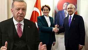 Erdoğan'dan Kılıçdaroğlu ve Akşener'e gönderme