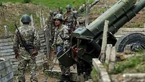 Ermenistan, Azerbaycan'daki sivil bölgeleri hedef aldı