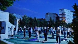 Fatih Sultan Mehmet Han'ın namazgahında 'şükür' duası