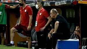 Fatih Terim, Trabzon maçından sonra üzüntüsünü dile getirdi