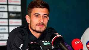 Fenerbahçe ile ismi anılan Dorukhan Toköz'den Beşiktaş paylaşımı
