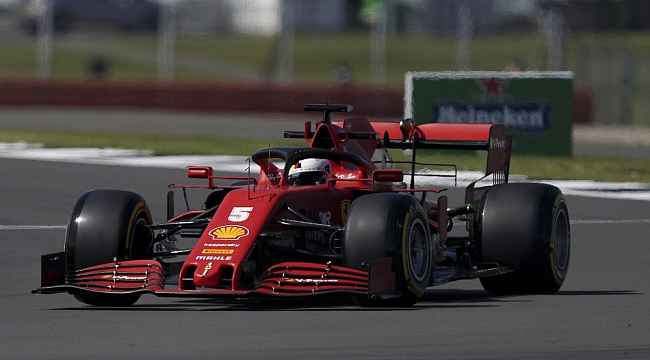 Formula 1'de heyecan Büyük Britanya'da