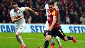 Galatasaray'da Falcao, Ankaragücü'ne karşı yok