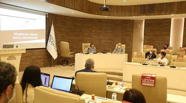 Gaziantep'te göç yönetimi çalıştayı düzenlendi
