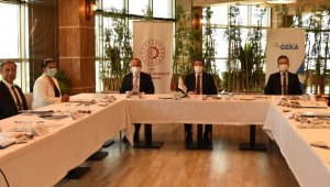 GEKA 130. Yönetim Kurulu toplantısı yapıldı