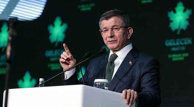Gelecek Partisi Lideri Ahmet Davutoğlu'ndan dikkat çeken Ayasofya açıklaması