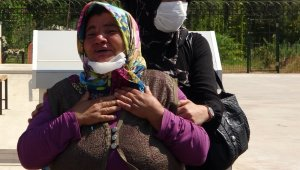 Genç kadın doğumdan sonra hayatını kaybetti, polis eşi gözyaşlarına boğuldu